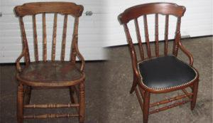 Перетяжка стульев на дому недорого в Ижевске