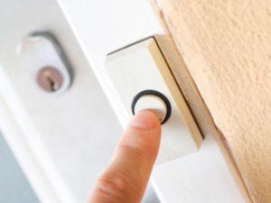 Установка дверного звонка в Ижевске