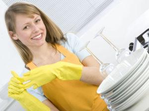 Мойка посуды на дому в Ижевске