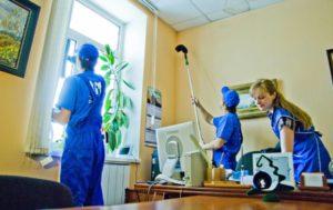 Уборка помещений в Ижевске