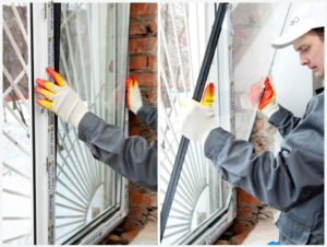 Замена стекла в пластиковом окне недорого