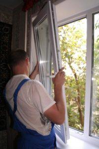 Замена створок пластиковых окон в Ижевске