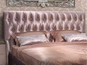 Перетяжка изголовья кровати в Ижевске